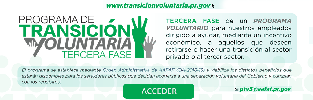 Transición Voluntaria